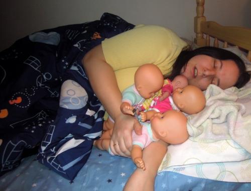 sleepingwithbabies