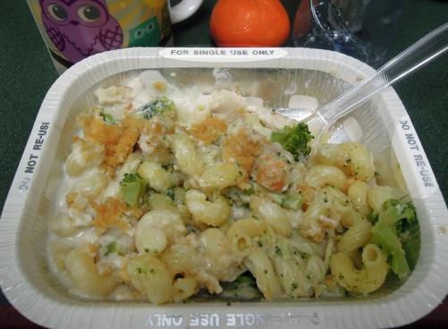 Broccoli Cheddar Alfredo Goop